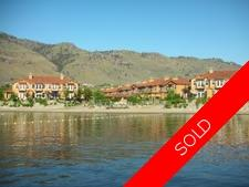Osoyoos Townhouse for sale: Luna Rosa - 3 bedroom and 3 bathroom with double tandem garage approx. 1512 sq.ft