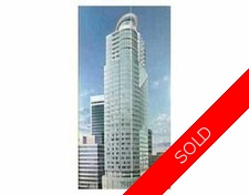 Coal Harbour Condo for sale:   364 sq.ft. (Listed 2005-02-24)