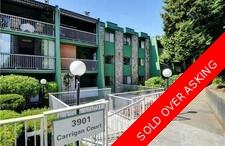 315 3901 CARRIGAN COURT, Burnaby North, BC, V3N 4K1 - Government Road Condo for sale: LOUGHEED ESTATES 1 bedroom 690 sq.ft.